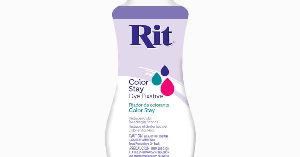 Colorstay Dye Fixative Rit Dye