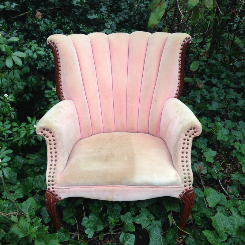 How To Dye an Upholstered Chair – Rit Dye