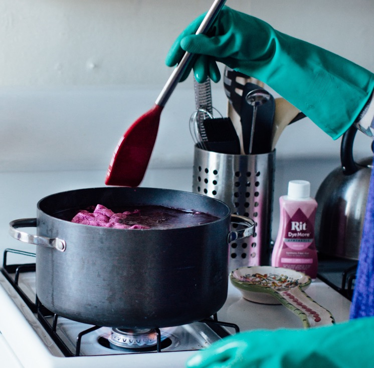 DyeMore for Synthetics