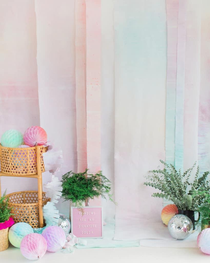 A Custom Dyed Wedding? Yes, Please! – Rit Dye