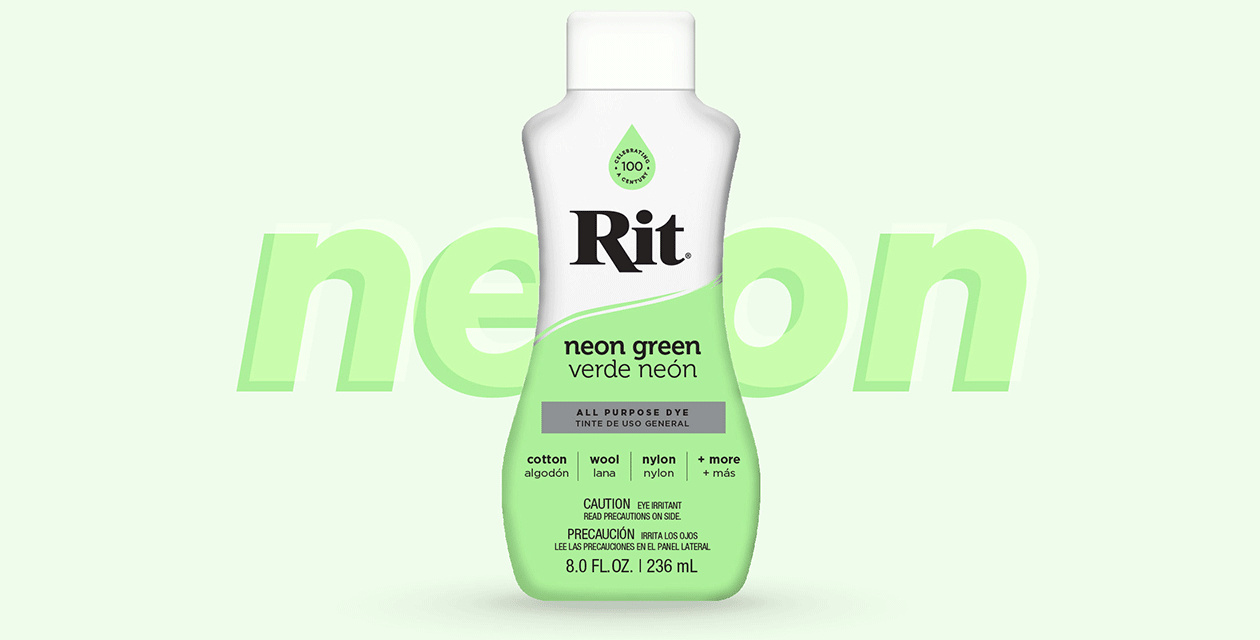 Rit Dye – Clothes & Fabric Dye, Polyester Dye, Color Library, Color ...