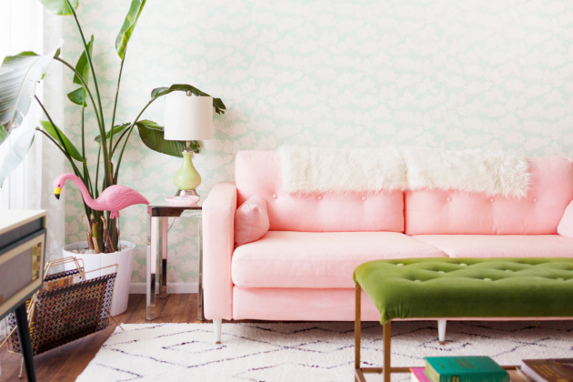 Dyed Ikea Sofa Slipcover Rit Dye